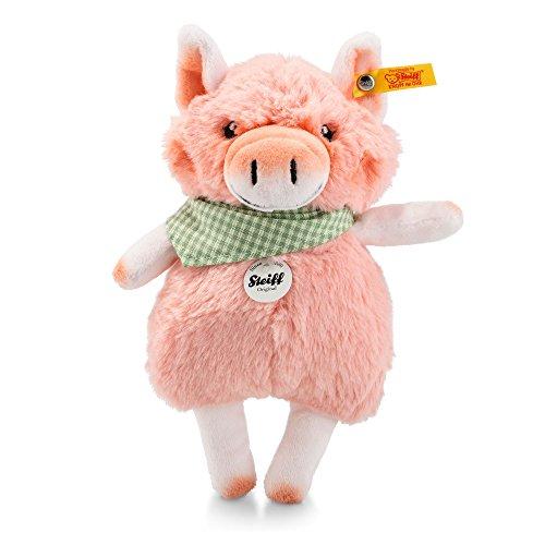 Steiff 103179 - Schwein Mini Piggilee18, Traditioneller Plüsch, rosa