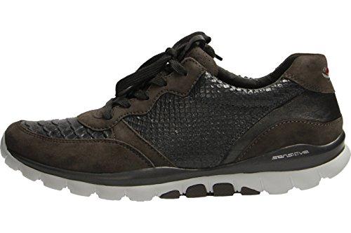Gabor comfort 56.968.83 femmes Chaussures à lacets Brun