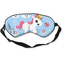angenehmen Schlaf Augen Masken Baby Einhörner Gedruckt Schlafmaske für Reisen, Night Noon Nap, Vermittlung oder... preisvergleich bei billige-tabletten.eu
