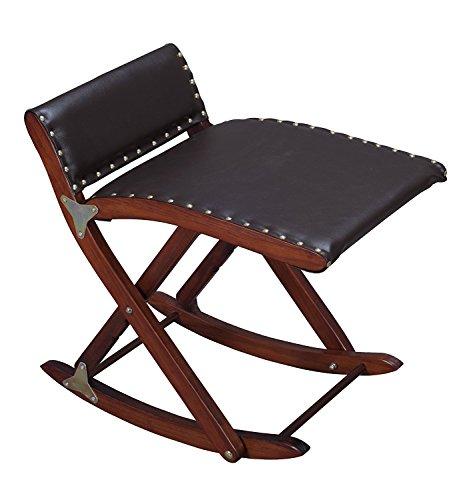 Hocker aus Holz für die Beine auch genannt Beinschaukel klappbar