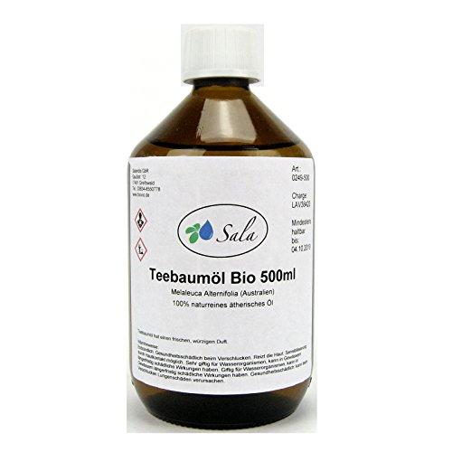 Sala Teebaumöl bio ätherisches Öl 500 ml