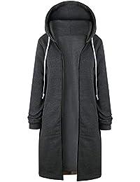 Amazon.it  pelliccia ecologica donna - Cappotti   Giacche e cappotti ... 8232512353e