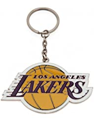 Los Angeles Lakers officielle basket-ball porte-clés cadeau–une superbe idée de cadeau d'anniversaire/de Noël pour hommes et garçons