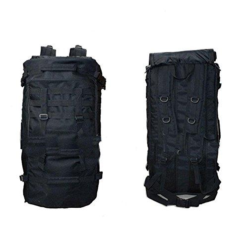XD-Mimetica multi-funzionale all'aperto viaggio borsa/zaino/outdoor zaino arrampicata/tattico militare appassionati singola spalla zaino , army green Black