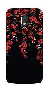 Kaira High Quality Printed Designer Back Case Cover For Motorola Moto E3 Power(4)