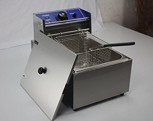 Electroca Freidora Industrial 6 L