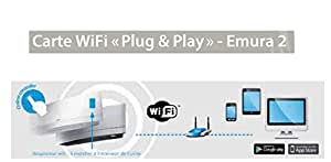 Carte WiFi « Plug & Play » pour Emura 2 de Daikin