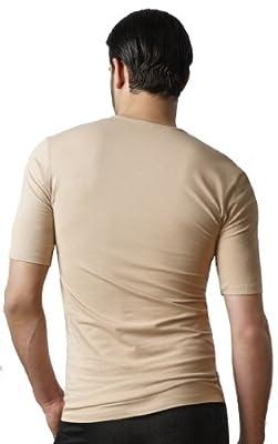 "Schaufenberger ""invisible undershirt"" Business Men's undershirt (nude)"