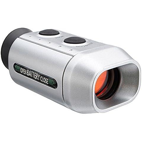 Deporte de Golfscope Monocular digital 7 x 18 Golf Range Finder yardas del dispositivo de medición de