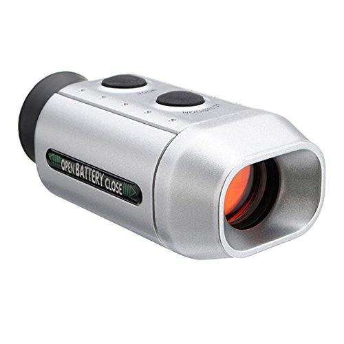 Inovey Digital 7 X 18 Golf Entfernungsmesser Monokular Golfscope Sport Yards Entfernung Messgerät