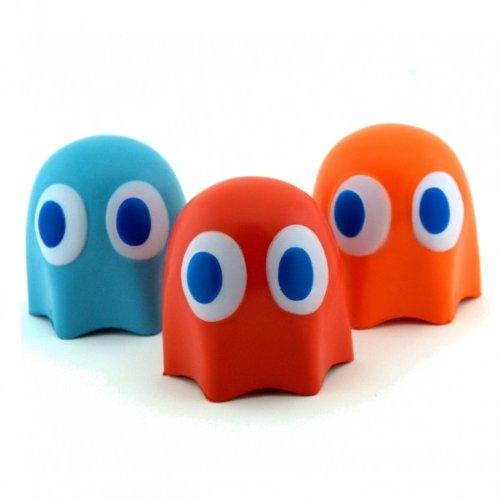 Pac-Man Ghost Stressball Pacman Gespenster um Wut und Stress loszuwerden