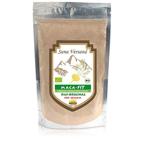 Maca fit 500g puro de la raíz de maca organica, original del Peru es fantástico para estimular los niveles de energía antes del ejercicio Maca andina natural alta en vitamina B1, B2, B6