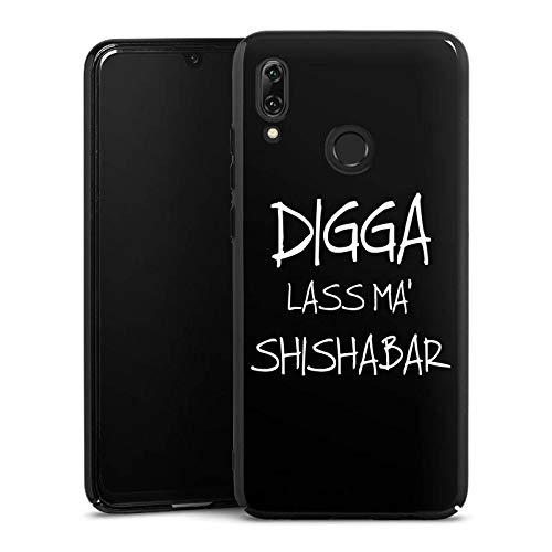 DeinDesign Hülle kompatibel mit Huawei P Smart 2019 Handyhülle Case Shisha Yallah
