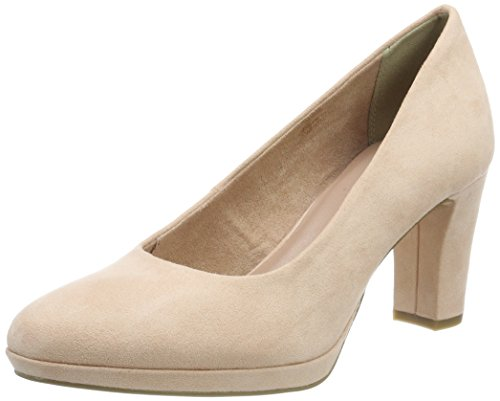 Tamaris Damen 22420 Pumps, Pink, 42 EU