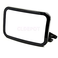 ELECTROPRIME Baby Car Mirror Rear View Baby Seat Mirror for Rear Facing Wide Sight