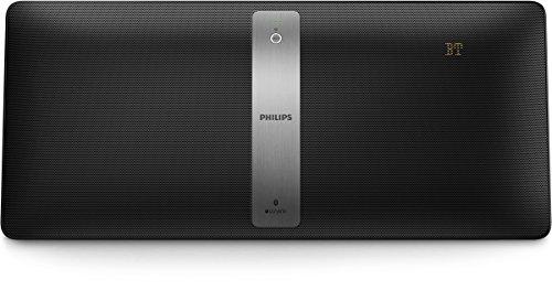 Philips-BM50B-Impianto-Stereo-Multiroom-Senza-Cavi-Bluetooth-Compatto-Colore-Nero