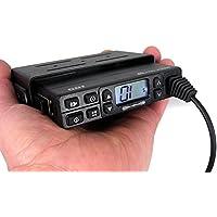 Midland GB1PMR446UHF Lizenzfreie Transceiver Kit mit Mikrofon und Micro MagMount Antenne
