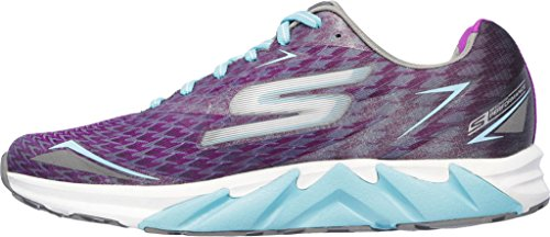 Skechers Go Run Forza 2019, Chaussures Multisport Outdoor Femme blue