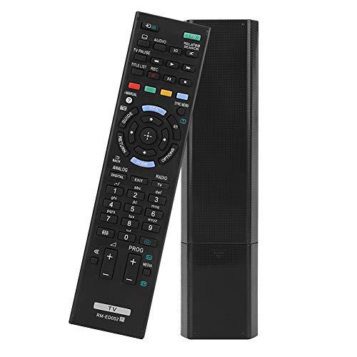 nbedienung Ersatz für Sony Smart TV RM-ED052rm-ed050rm-ed047RM-ED053rm-ed060RM-ED046RM-ED044kdl-65s995a kdl-65W855a ()