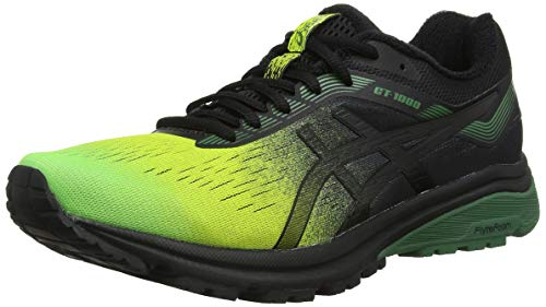 ASICS Gt-1000 7 Sp, Scarpe da Running Uomo, Giallo (Neon Lime/Black 300), 44 EU