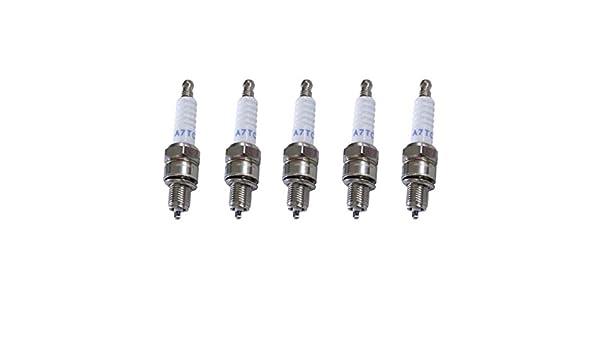 Kymco Agility Spark Plug For 50cc NC A CR7HSA New Spark Plug NGK CR7HSA