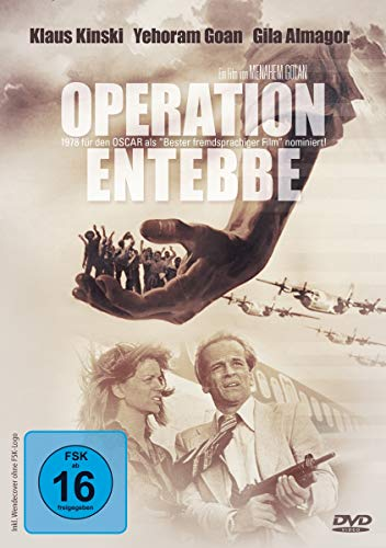 Operation Entebbe (Operation Thunderbolt)