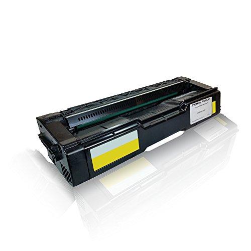Preisvergleich Produktbild kompatible Tonerkartusche für Ricoh SP C 250 SP C 250 dn SP C 250 e SP C 250 sf SP C 250 sfw SP C250DN SP C250E SP C250SF SP C250SFW SPC Yellow Y