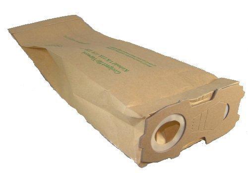 50 Staubsaugerbeutel geeignet für Vorwerk Kobold 118 119 120 121 122 , mit EXTRA STARKEM FLANSCH (fast 4 !! mm)