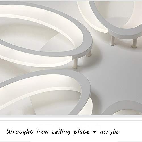 ZNHL Fiore Moderno plafoniera, Fixture LED Lampada a Sospensione ...