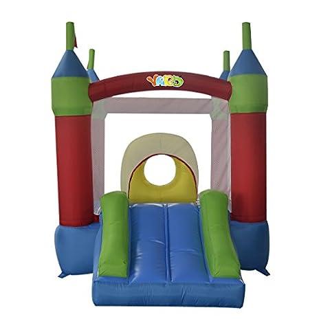 Yard Mini Inflatable Bouncy Castle Backyard Bouncer Bounce House Jumper