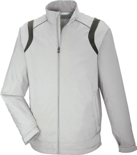 Mens North End (Men's Venture Lightweight Mini Ottoman Jacket GREY FROST 801 2XL)