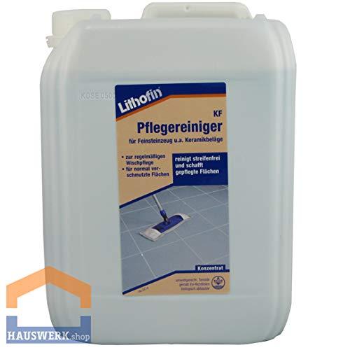 Lithofin KF Pflegereiniger 5 Liter für alle keramischen Beläge 10,10€/l inkl. MwSt.