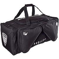 Sherwood Eishockeytasche True Touch T 75 Carry Bag - Bolsa para Material de Hockey sobre Hielo, Color Negro, Talla 90 x 42 x 38 cm, 144 l