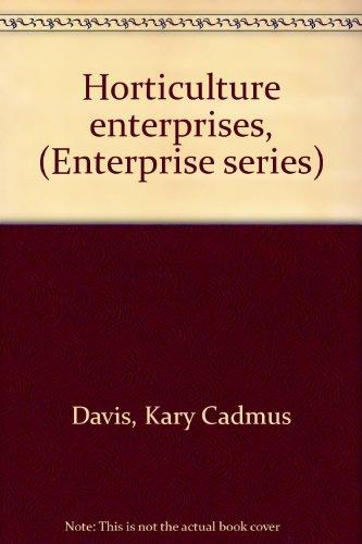 Horticulture enterprises, (Enterprise series)