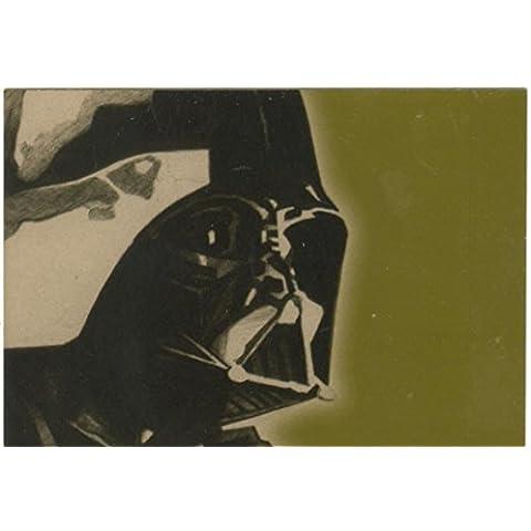 Galaxy-Star Wars Gold Foil Chase 4, motivo: Darth Vader#4