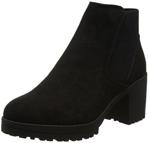 New Look Women's Column Chelsea Boots, Black (Black), 3 UK 36 EU