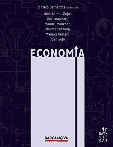 Economia 1r Batxillerat. Llibre de l ' alumne (Materials Educatius - Batxillerat - Modalitat Humanitats I Ciències Socials) - 9788448940331