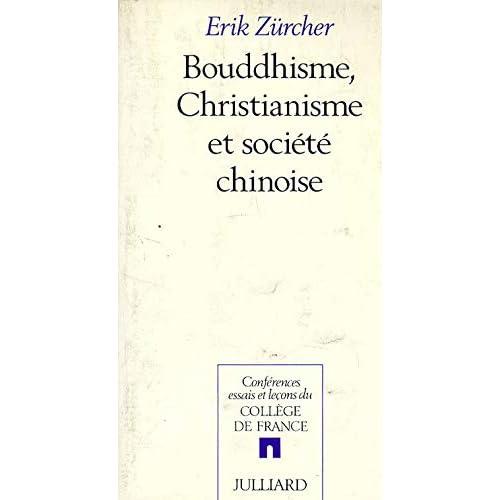 Bouddhisme, Christianisme et société chinoise