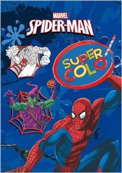 Spiderman, super colo de Marvel ( 19 juin 2013 )