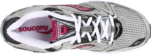 SAUCONY Grid Cohesion TR 5 Scarpa da Trail Running Donna White