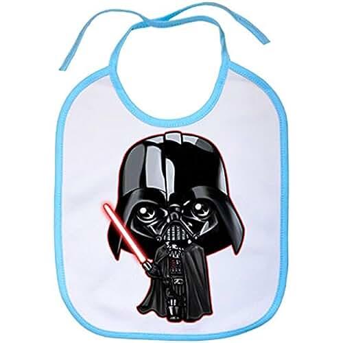 star wars kawaii Babero Star Wars Darth Vader Kawaii