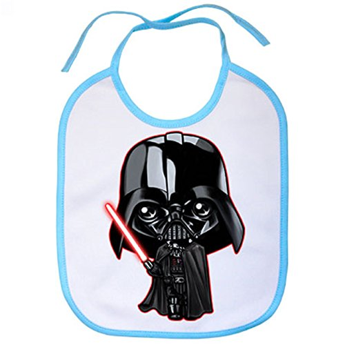 Babero Star Wars Darth Vader Kawaii - Celeste
