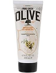 Korres Olive und Honey Körpermilch, 200ml