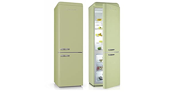 Amica Kühlschrank Retro Erfahrung : Amica retro kühlschrank bewertung amica retro kühlschrank
