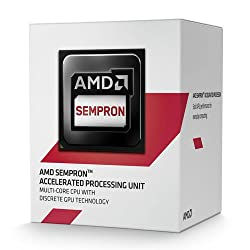 AMD Sempron 3850 APU, 1.3Ghz, AD3850JAHMBOX