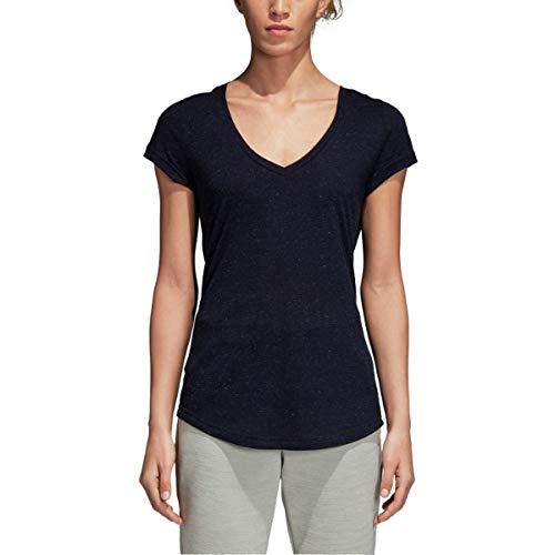 adidas Damen Winners Kurzarm T-Shirt Legend Ink S