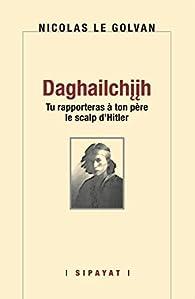 Daghailchiih par Nicolas Le Golvan