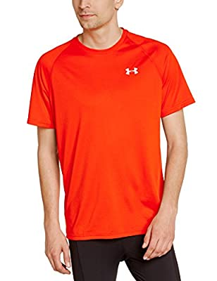 Under Armour Herren Fitness T-Shirt und Tank UA Tech Short Sleeve Tee