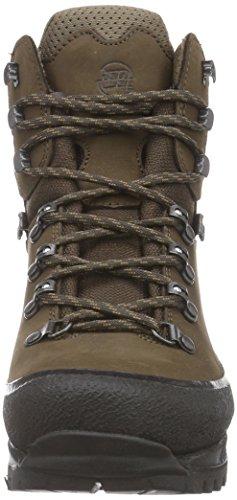 Hanwag Nazcat Lady Gtx, Chaussures de Randonnée Hautes Femme Marron (Erde)