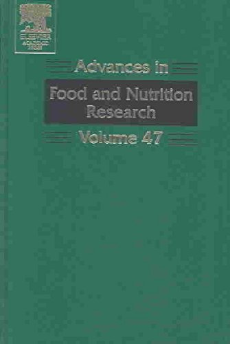 [Advances in Food and Nutrition Research] (By: Steve Taylor) [published: November, 2003]